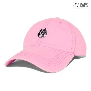 【メール便対応】KAVI KAP$ STRAP BACK CAP【PINK】