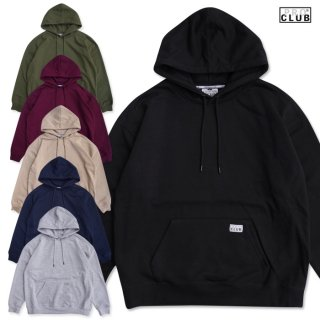 <img class='new_mark_img1' src='https://img.shop-pro.jp/img/new/icons59.gif' style='border:none;display:inline;margin:0px;padding:0px;width:auto;' />PRO CLUB PULLOVER HOODIE【BLACK】