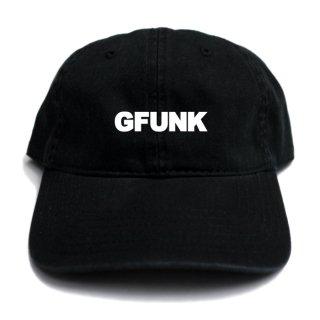 【メール便対応】G FUNK STRAPBACK CAP【BLACK】【CITY CAP】
