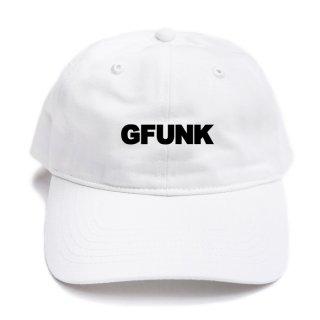 【メール便対応】G FUNK STRAPBACK CAP【WHITE】【CITY CAP】