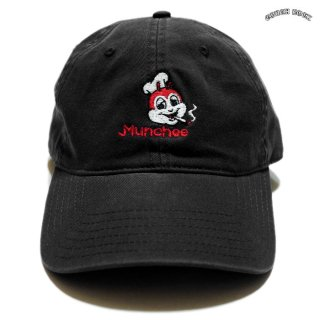 【メール便対応】COUCH LOCK STRAPBACK CAP【BLACK】