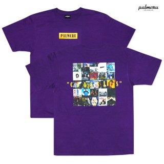 【メール便対応】PALM CRU CLASSIC Tシャツ【PURPLE】