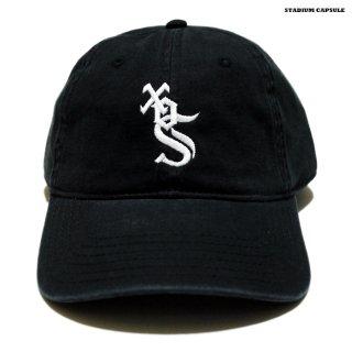 【メール便対応】STADIUM CAPSULE STRAP BACK CAP【BLACK】