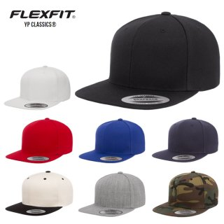 <img class='new_mark_img1' src='https://img.shop-pro.jp/img/new/icons59.gif' style='border:none;display:inline;margin:0px;padding:0px;width:auto;' />FLEXFIT YUPOONG SNAPBACK CAP【BLACK/WHITE/RED/BLUE/NAVY/NAT×BLK/H.GRAY/CAMOUFLAGE】