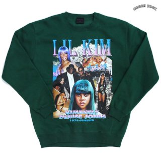 【送料無料】COUCH LOCK CREWNECK SWEAT【GREEN】