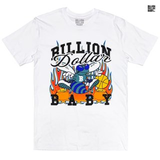 【メール便対応】BILLON DOLLAR BABY STING Tシャツ【WHITE】