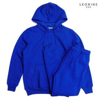 LEONINE PULLOVER SWEAT SETUP【ROYAL BLUE】