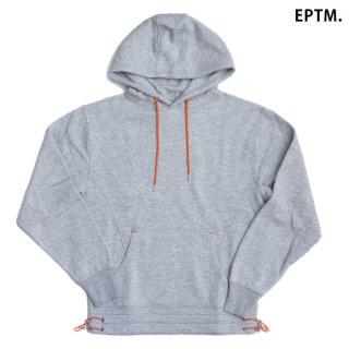 EPTM HYPER FLEECE HOODED【H.GRAY】