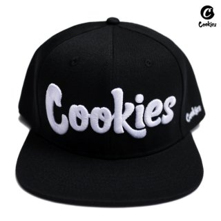<img class='new_mark_img1' src='https://img.shop-pro.jp/img/new/icons59.gif' style='border:none;display:inline;margin:0px;padding:0px;width:auto;' />COOKIES SF THIN MINT SNAPBACK CAP【BLACK×WHITE】