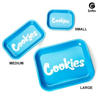 <img class='new_mark_img1' src='https://img.shop-pro.jp/img/new/icons59.gif' style='border:none;display:inline;margin:0px;padding:0px;width:auto;' />COOKIES SF METAL ROLLING TRAY【LARGE】【BLUE】