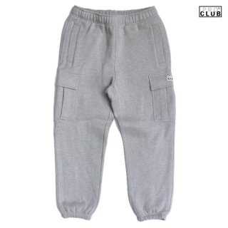 <img class='new_mark_img1' src='https://img.shop-pro.jp/img/new/icons59.gif' style='border:none;display:inline;margin:0px;padding:0px;width:auto;' />PRO CLUB HEAVYWEIGHT CARGO SWEAT PANTS【H.GRAY】