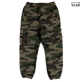 <img class='new_mark_img1' src='https://img.shop-pro.jp/img/new/icons59.gif' style='border:none;display:inline;margin:0px;padding:0px;width:auto;' />PRO CLUB HEAVYWEIGHT CARGO SWEAT PANTS【CAMOUFLAGE】