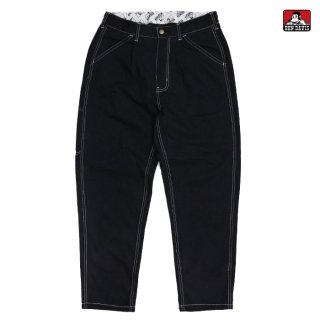 【送料無料】BEN DAVIS ACTIVE WORKERS PANTS【BLACK】