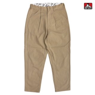 【送料無料】BEN DAVIS ACTIVE WORKERS PANTS【BEIGE】