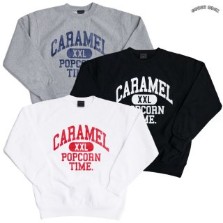 【送料無料】COUCH LOCK CREWNECK SWEAT【WHITE/BLACK/GRAY】