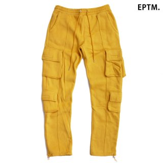 【送料無料】EPTM FLEECE CARGO PANTS【TIMBER】