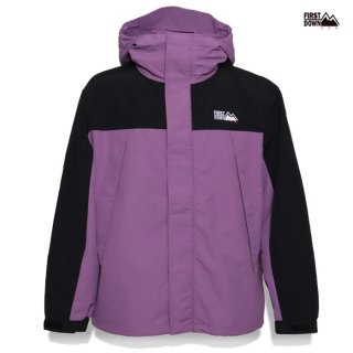 【送料無料】FIRST DOWN MOTOWN JACKET【PURPLE】