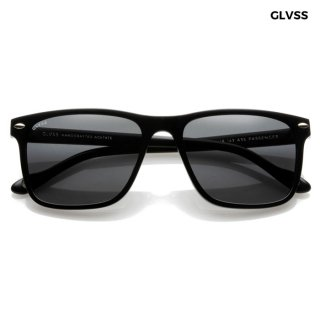 【送料無料】GLVSS SUNGLASSES -PASSENGER-【BLACK】