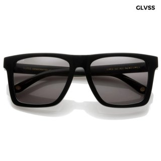 【送料無料】GLVSS SUNGLASSES -NEWCOMER-【BLACK】