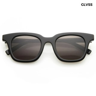 【送料無料】GLVSS SUNGLASSES -THE EAST-【BLACK】