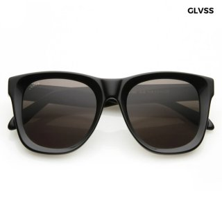 【送料無料】GLVSS SUNGLASSES -THE GRANDE-【BLACK】