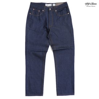 【送料無料】SHAKA WEAR 13.0 OZ DENIM JEANS【INDIGO BLUE】