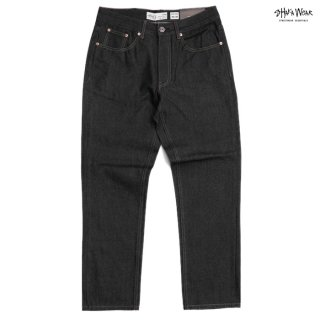 【送料無料】SHAKA WEAR 13.0 OZ DENIM JEANS【INDIGO BLACK】