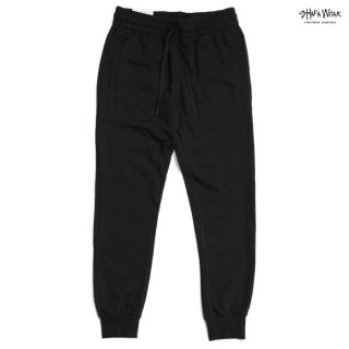 SHAKA WEAR 8.5 OZ FLEECE JOGGER PANTS【BLACK】