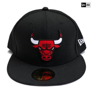 【送料無料】NEW ERA CAP CHICAGO BULLS【BLACK】