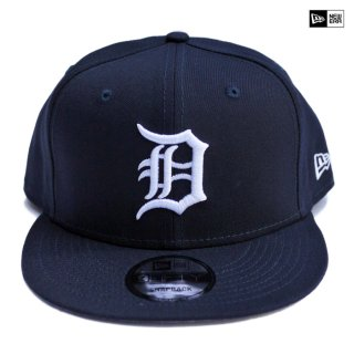【送料無料】NEW ERA SNAPBACK CAP DETROIT TIGERS【NAVY】