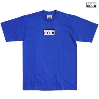 【メール便対応】PRO CLUB BOX LOGO Tシャツ【ROYAL BLUE】