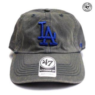 【メール便対応】47 BRAND CLEAN UP CAP LOS ANGELES DODGERS【VINTAGE】