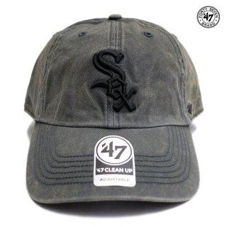 【メール便対応】47 BRAND CLEAN UP CAP CHICAGO WHITE SOX【VINTAGE】