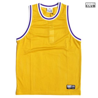 【送料無料】PRO CLUB CLASSIC BASKETBALL JERSEY【YELLOW】