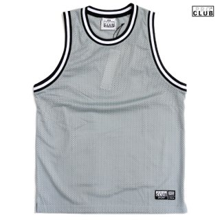 【送料無料】PRO CLUB CLASSIC BASKETBALL JERSEY【GRAY】
