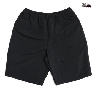 【送料無料】FIRST DOWN COZY SHORTS【BLACK】