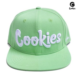 【送料無料】COOKIES SF THIN MINT SNAPBACK CAP【MINT】