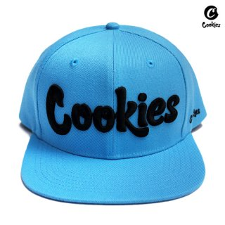 【送料無料】COOKIES SF THIN MINT SNAPBACK CAP【COOKIES BLUE】