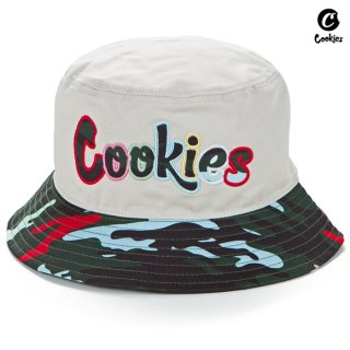 【送料無料】COOKIES SF ESCOBAR BUCKET HAT【TAN】