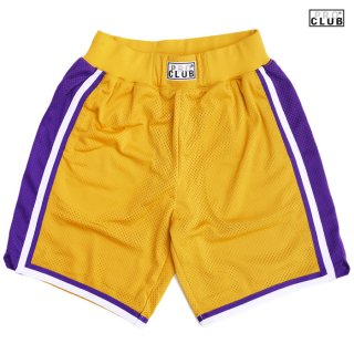【送料無料】PRO CLUB CLASSIC BASKETBALL SHORTS【YELLOW】