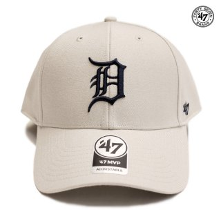 '47 MVP CAP DETROIT TIGERS【BONE】