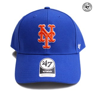47 BRAND MVP CAP NEW YORK METS【BLUE】