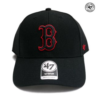 '47 MVP CAP BOSTON RED SOX【BLACK】