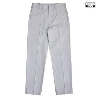 【送料無料】PRO CLUB TWILL WORK PANTS【GRAY】