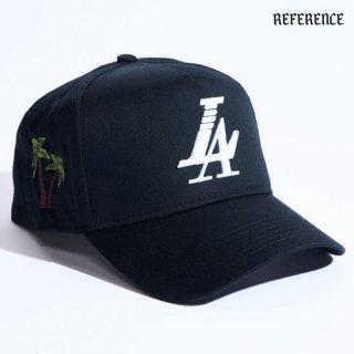 【送料無料】REFERENCE PARADISE SNAPBACK CAP【BLACK】