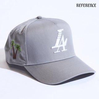 【送料無料】REFERENCE PARADISE SNAPBACK CAP【GRAY】