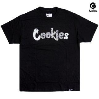 【送料無料】COOKIES SF LEVEL UP LOGO Tシャツ【BLACK×GRAY】