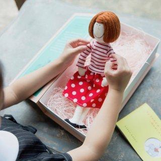 リンちゃん人形 〜Dress up doll RIN〜