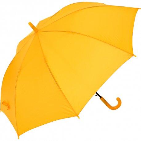55cm 子供傘 グラス骨 イエロー