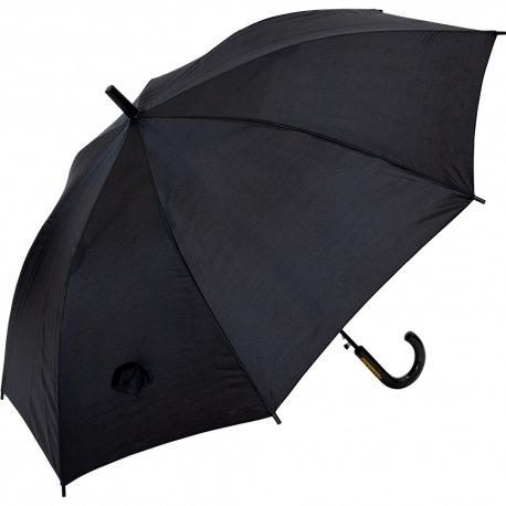 55cm 子供傘 グラス骨 ブラック